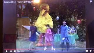 Big Bird, Gabi, Lexine And Friends Dance Let It Go