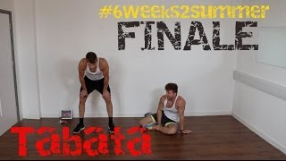 OFFICIAL Tabata WORKOUT - #6Weeks2Summer FINALE! Ad by TheLeanMachines