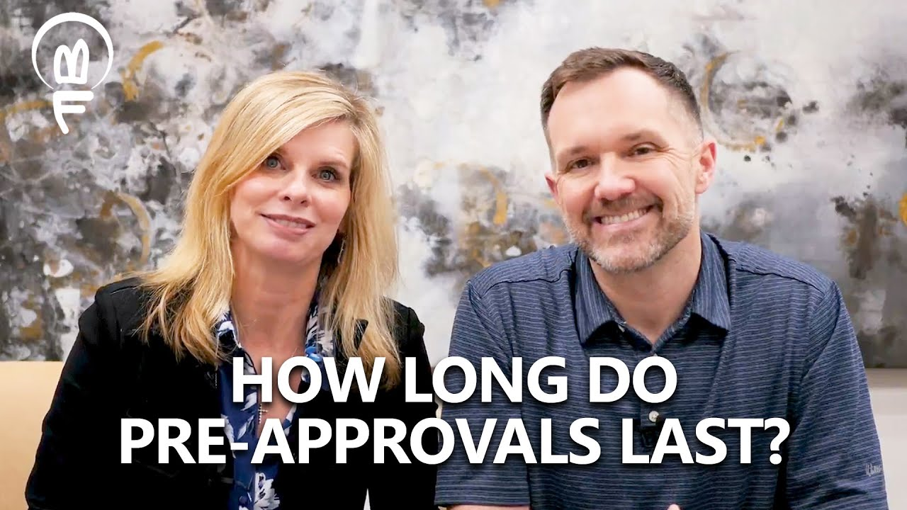 How Long Will Your Mortgage Pre-Approval Last?