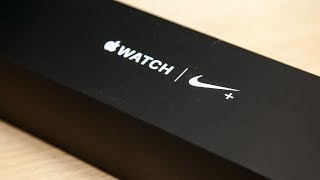Apple Watch S4 Nike+ Edition Unboxing!