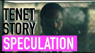 Tenet Story Speculation - Predicting the Plot
