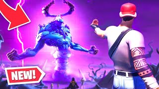 *NEW* STORM KING event in Fortnite! (CRAZY)