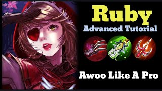 Ruby's Advanced Tutorial - Awooo like a Pro!