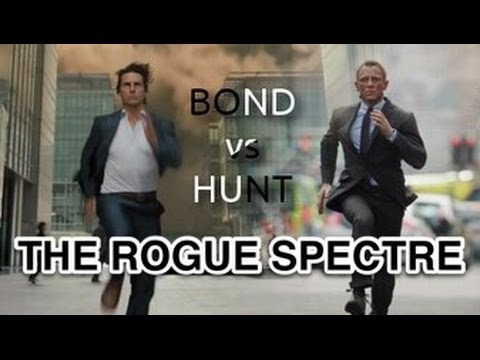 James Bond vs Ethan Hunt: The Rogue Spectre