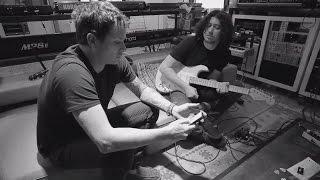 "Tom Delonge & Ilan Rubin - Recording ""The Dream Walker"""