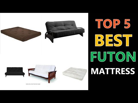 Best Futon Mattress 2018