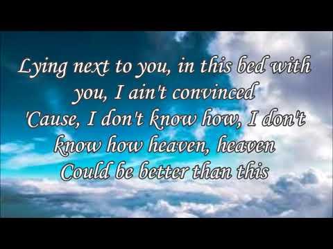 Heaven by Kane Brown lyrics