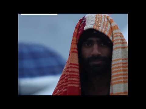 معاناة لاجئين محاصرين بالثلج في البوسنة