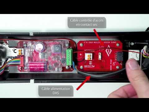 Tutoriel d'installation Fluid Control - Câblage Alimentation