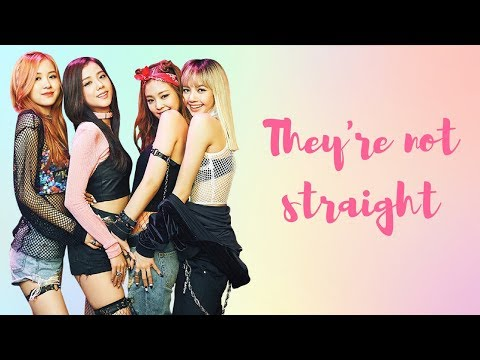 gay blackpink