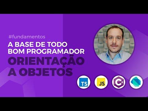 A base do programador: Orientação a objetos em C#, JavaScript, TypeScript e Dart