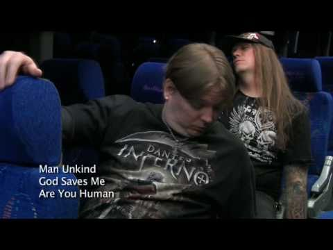 "Man Unkind ""God Saves Me"" Music Video"