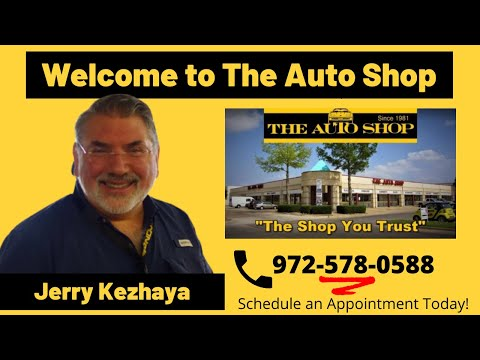 The Auto Shop video