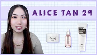 @AliceTan29 | Cruelty-Free Korean Skin Skincare Review