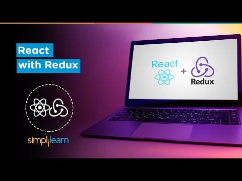 React With Redux Tutorial | React Redux Tutorial For ... - YouTube