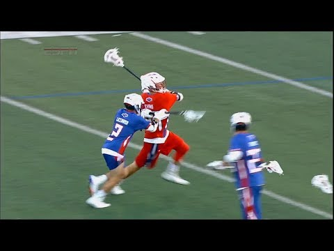 2017 Boys' Under Armour All America Lacrosse Game Highlights