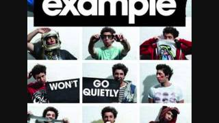 Watch the sun come up- Example