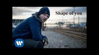 Ed Sheeran - Shape of You [Chipmunk version]