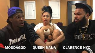 SPICY 101: FIRST DATE RULES ⁉️😳 FEAT QUEEN NAIJA AND CLARENCENYC