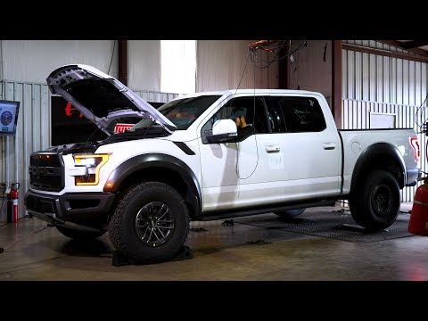 2019 Ford Raptor Baseline Chassis Dyno Test