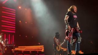 GUNS N' ROSES - Opening~It's So Easy (LIVE in KOBE 2017)