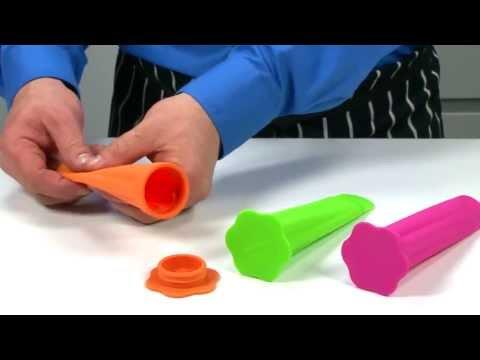 Video Tescoma Tvořítka na zmrzlinová lízátka BAMBINI 668230 1