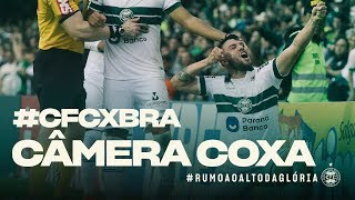 Câmera Coxa - Coritiba 1 x 0 Bragantino