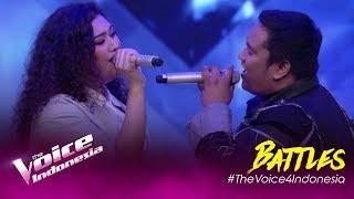 So Amazing (Beyonce, Stevie Wonder) - Kia vs Aca | Battles | The Voice Indonesia GTV 2019