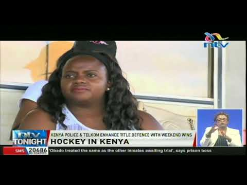 Kenya Police and Telkom enhance title defence with weekend wins