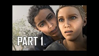 Wolfenstein Youngblood Walkthrough Part 1 - Intro & Twins!!! (Let's Play Commentary)