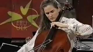 Monika Leskovar: Elgar Cello Concerto (9. Grand Prix Eurovision, Vienna 1998)