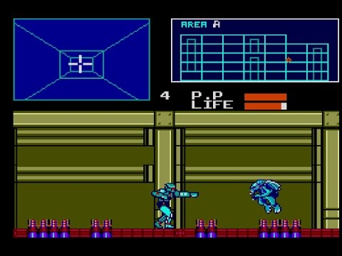 CYBORG HUNTER (SMS) [278] GAMEPLAY