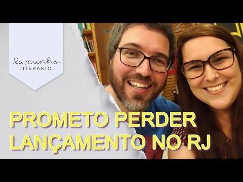 PROMETO PERDER - LANÇAMENTO NO RJ