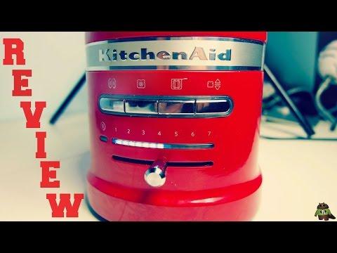 |REVIEW| Kitchenaid  Artisan  Toaster - Deutsch