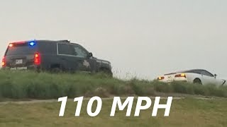 C7 Corvette BUSTED during high speed run