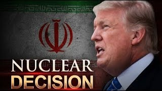 BREAKING Macron agrees with TRUMP on New Iran NUCLEAR deal Full Briefing April 24 2018