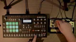 """Volca Keys + Analog Rytm Trance Jam - """"Geohot"""""""
