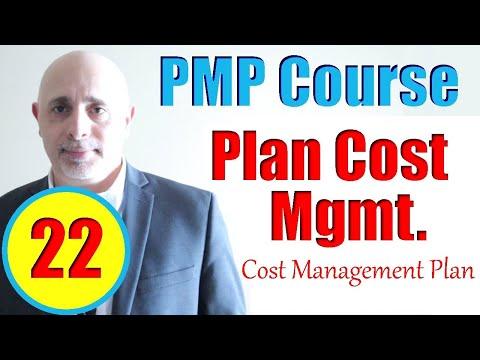 Plan Cost Management Process | Free PMP Exam Prep Online ...