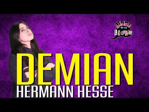 DEMIAN DE HERMANN HESSE - HISTERIA DE LA LITERATURA (видео)