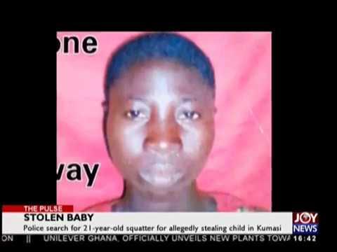 Stolen Baby - The Pulse on JoyNews (17-1-19)