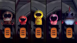 [Official] Larva Rangers - Mini Series from Animation LARVA Videos For Kids
