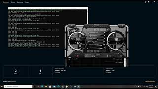 GTX 1060 6GB Mining Eledeum-Hashrate