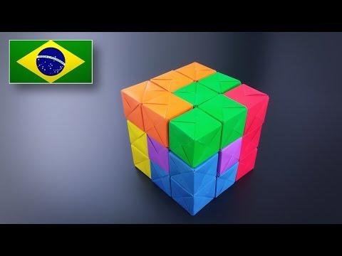 Quebra-cabeça 3D Tetris