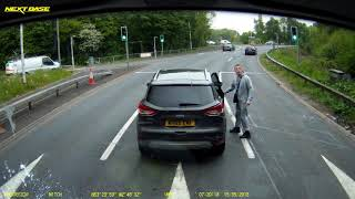 Road Rage Liverpool