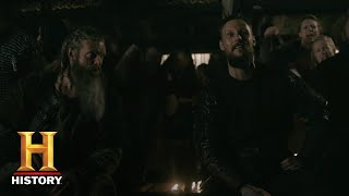 6x02 Sneak Peek : Kjetill reunites with Ubbe (VO)