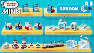 Complete All Gordon Engine, Decoration and Track - Thomas & Friends Minis