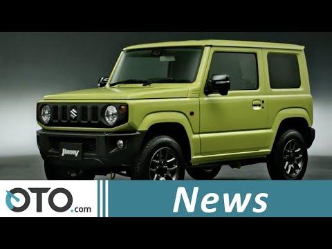 Suzuki Jimny 2018 | Ini Dia Wujud 4x4 Compact Modern | News | OTO.com