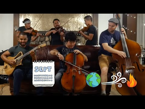 SEPTEMBER | Earth, Wind & Fire || JHMJams Cover No.157