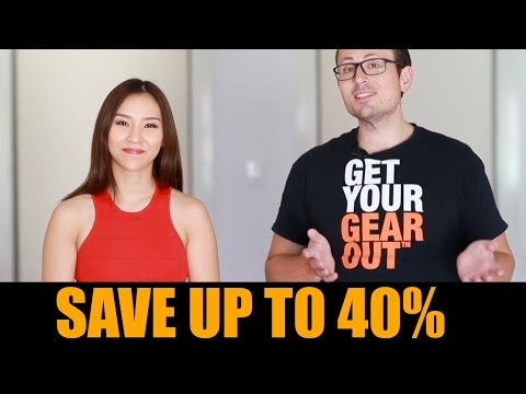 Black Friday Sales - save up to 40%