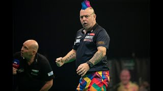 "Peter Wright: ""No one is outstanding at the moment, I think the situation is affecting the averages"""